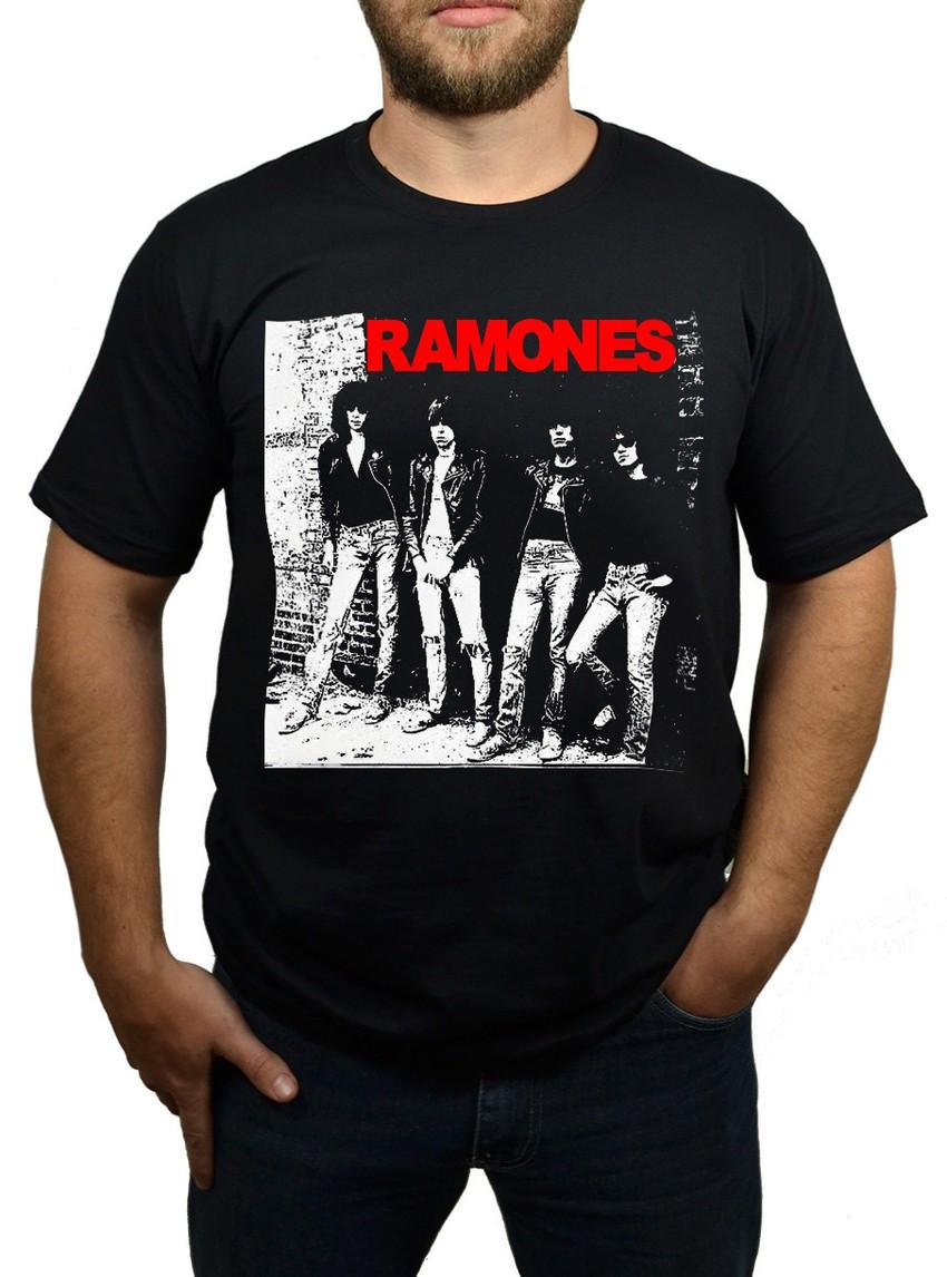 Camiseta Ramones  - HShop