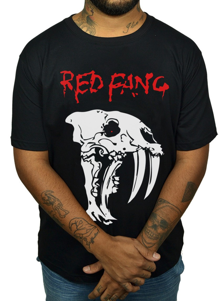 Camiseta Red Fang  - HShop