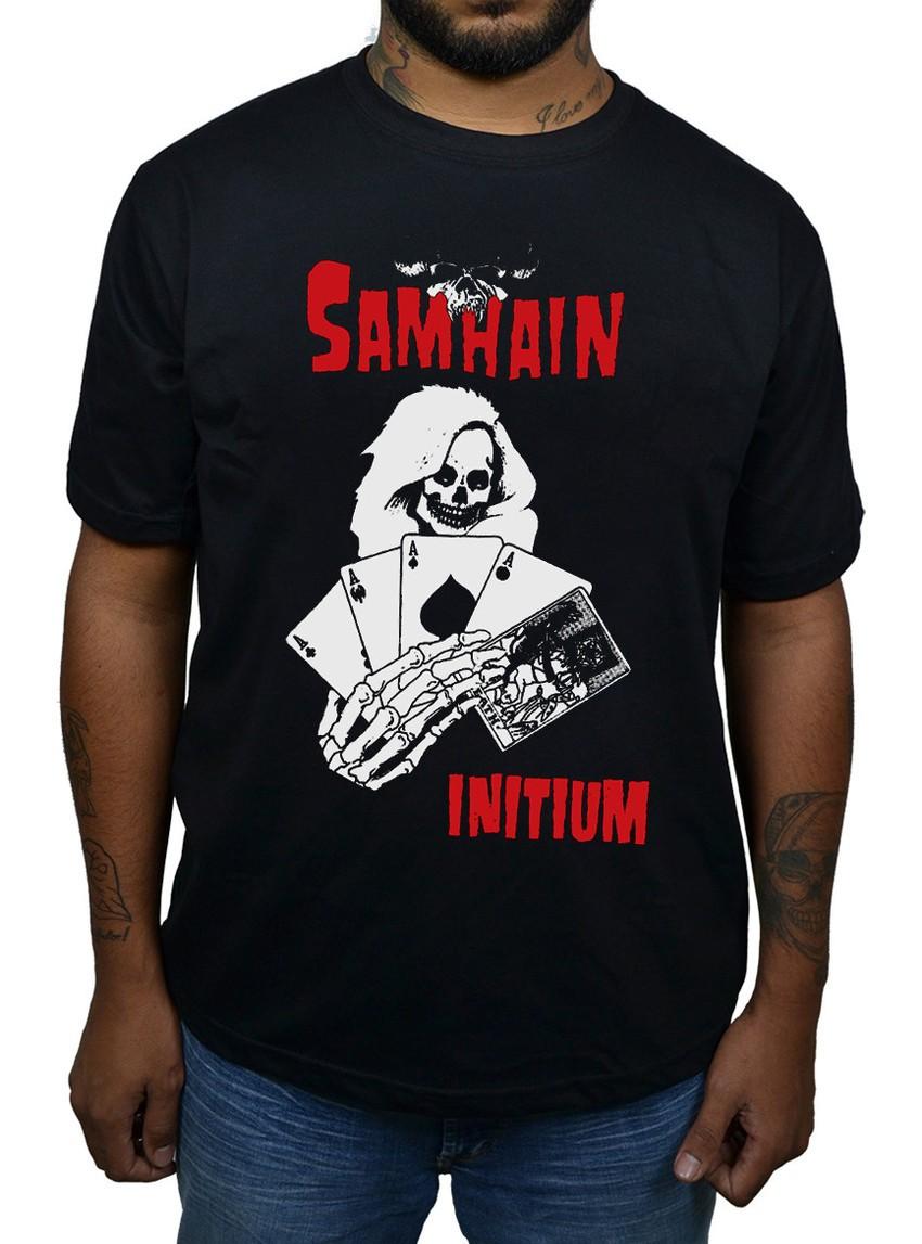 Camiseta Samhain  - HShop