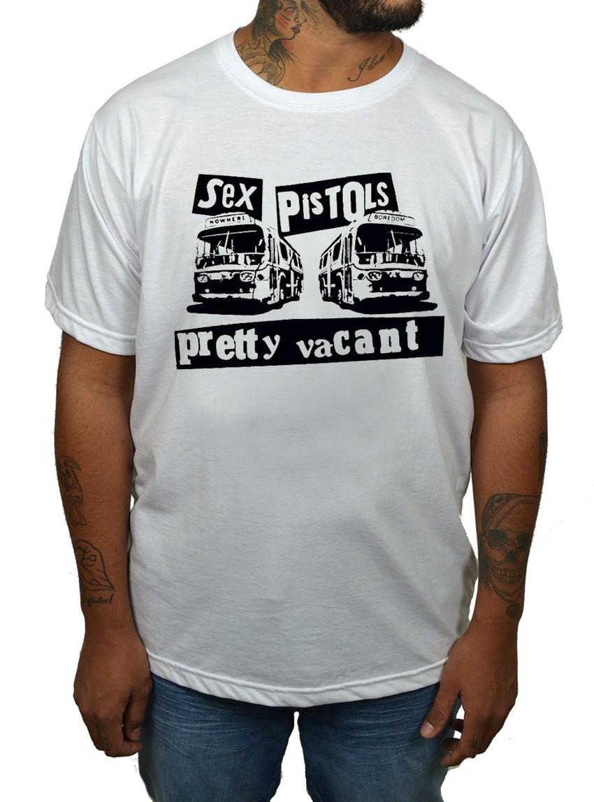 Camiseta Sex Pistols  - HShop