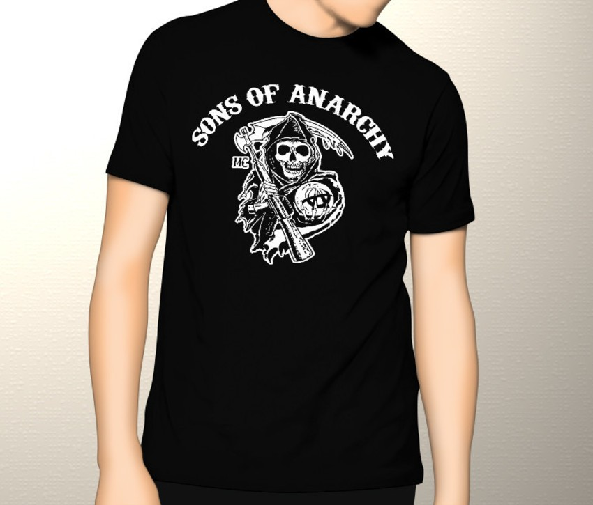 Camiseta Sons of Anarchy  - HShop
