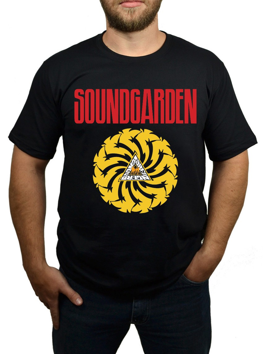 Camiseta Soundgarden  - HShop