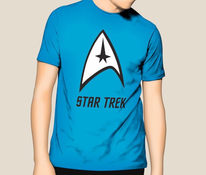 Camiseta Star Trek  - HShop
