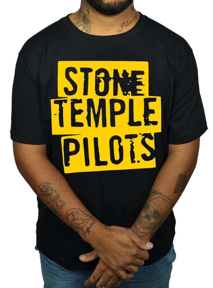 Camiseta Stone Temple Pilots  - HShop