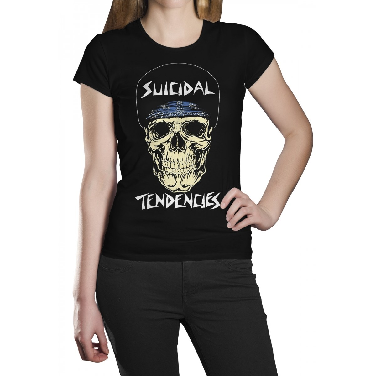 Camiseta Suicidal Tendencies  - HShop