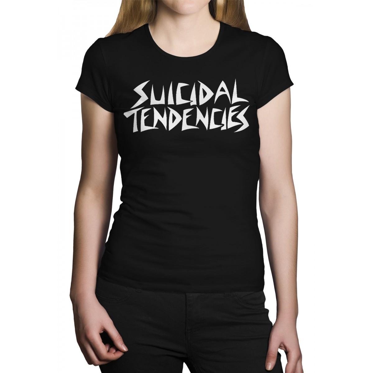 Camiseta Suicidal Tendencies  - HShop