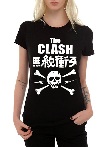 Camiseta The Clash  - HShop
