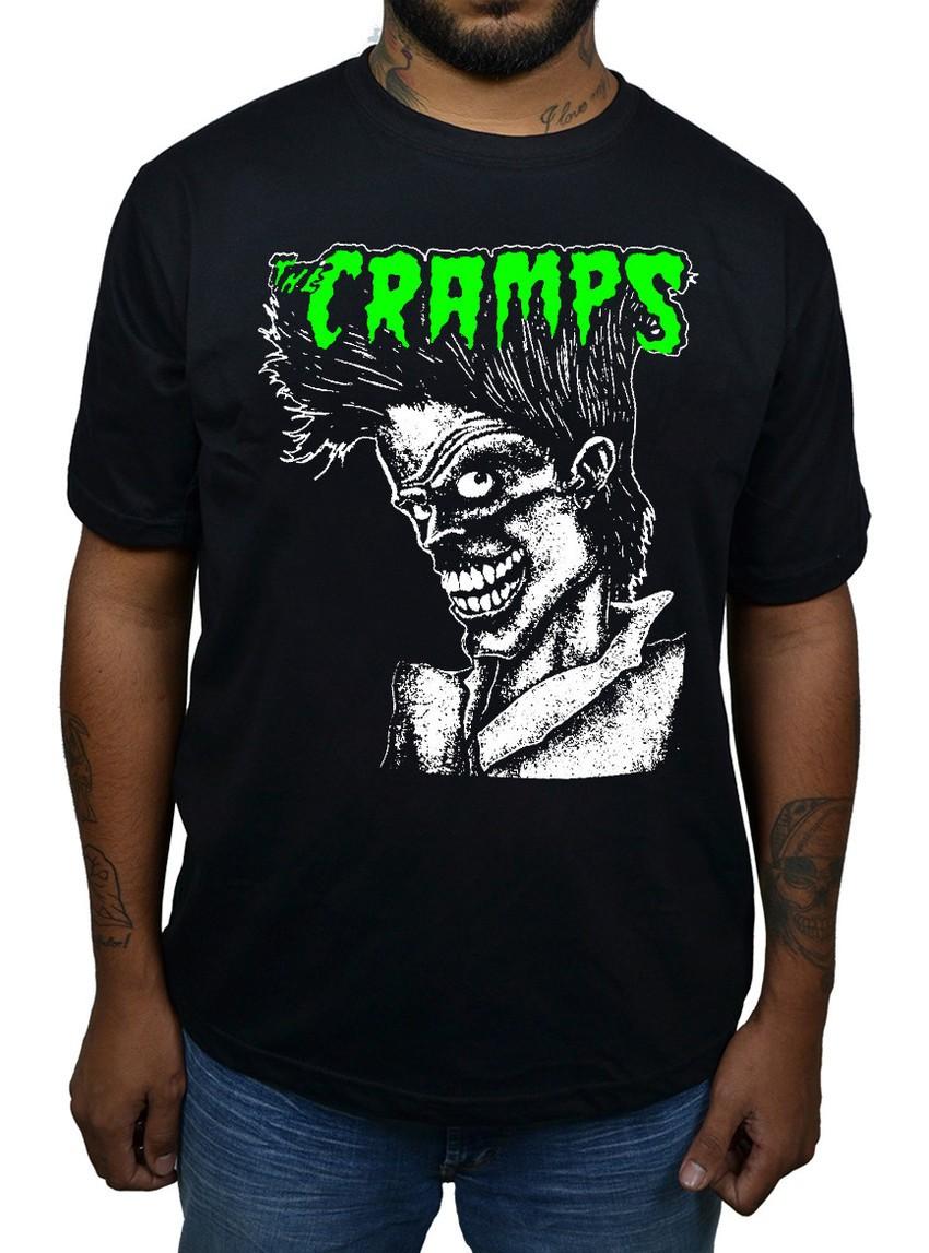 Camiseta The Cramps  - HShop