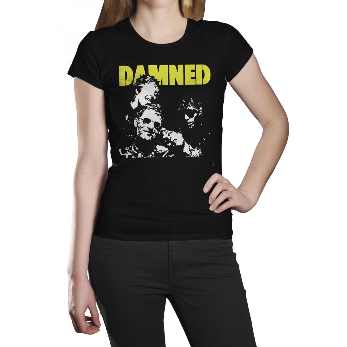 Camiseta The Damned  - HShop