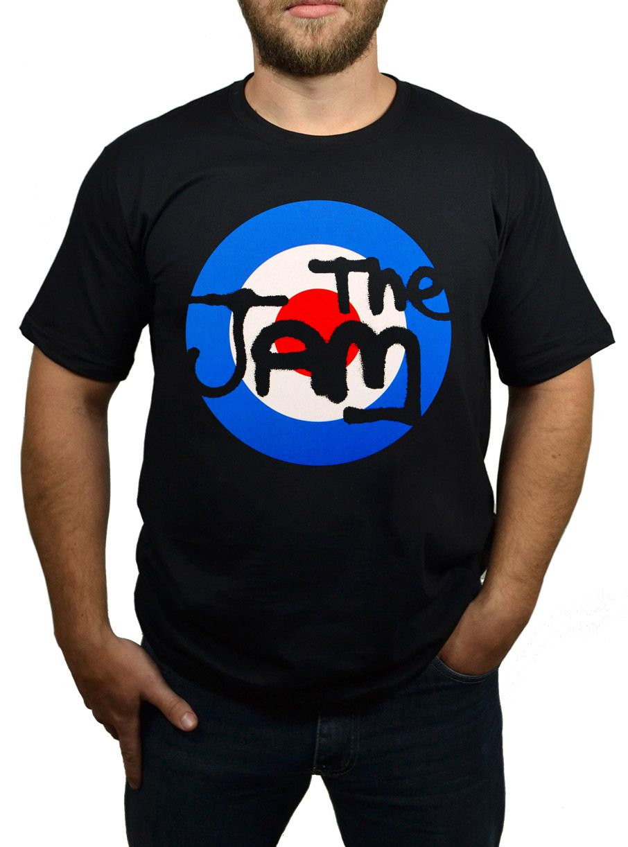 Camiseta The Jam - Alvo Mod  - HShop