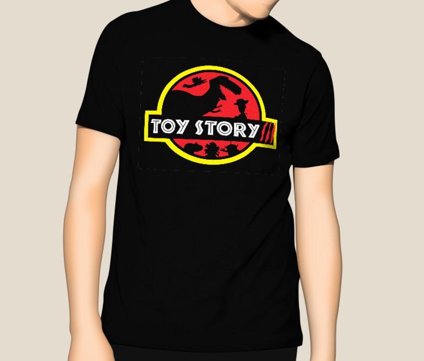 Camiseta Toy Story  - HShop