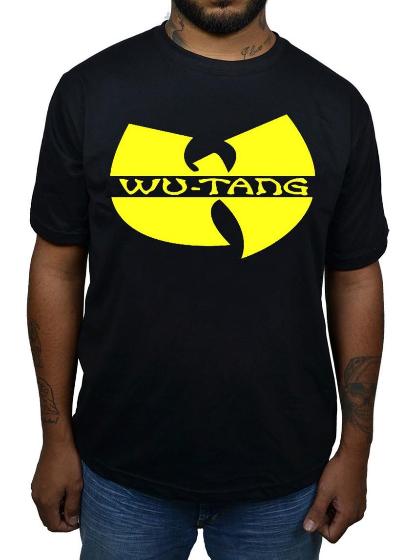 Camiseta Wu Tang Clan  - HShop