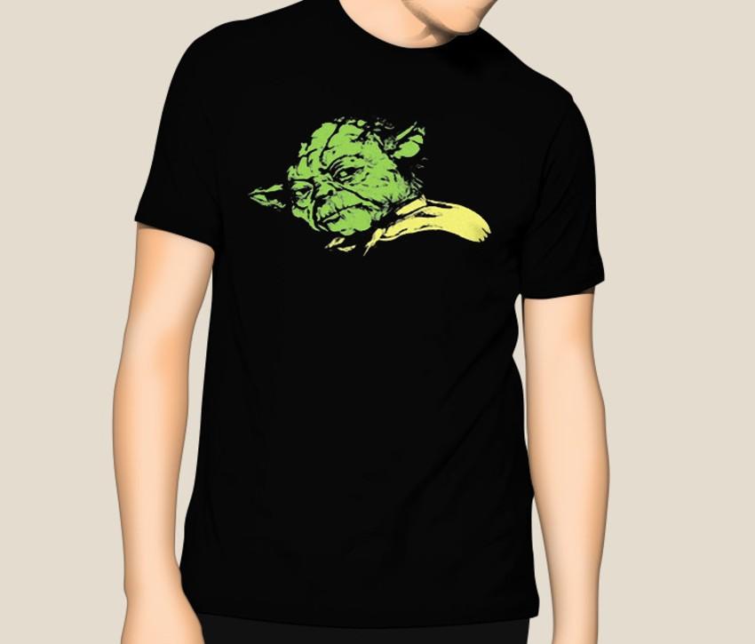 Camiseta Yoda  - HShop
