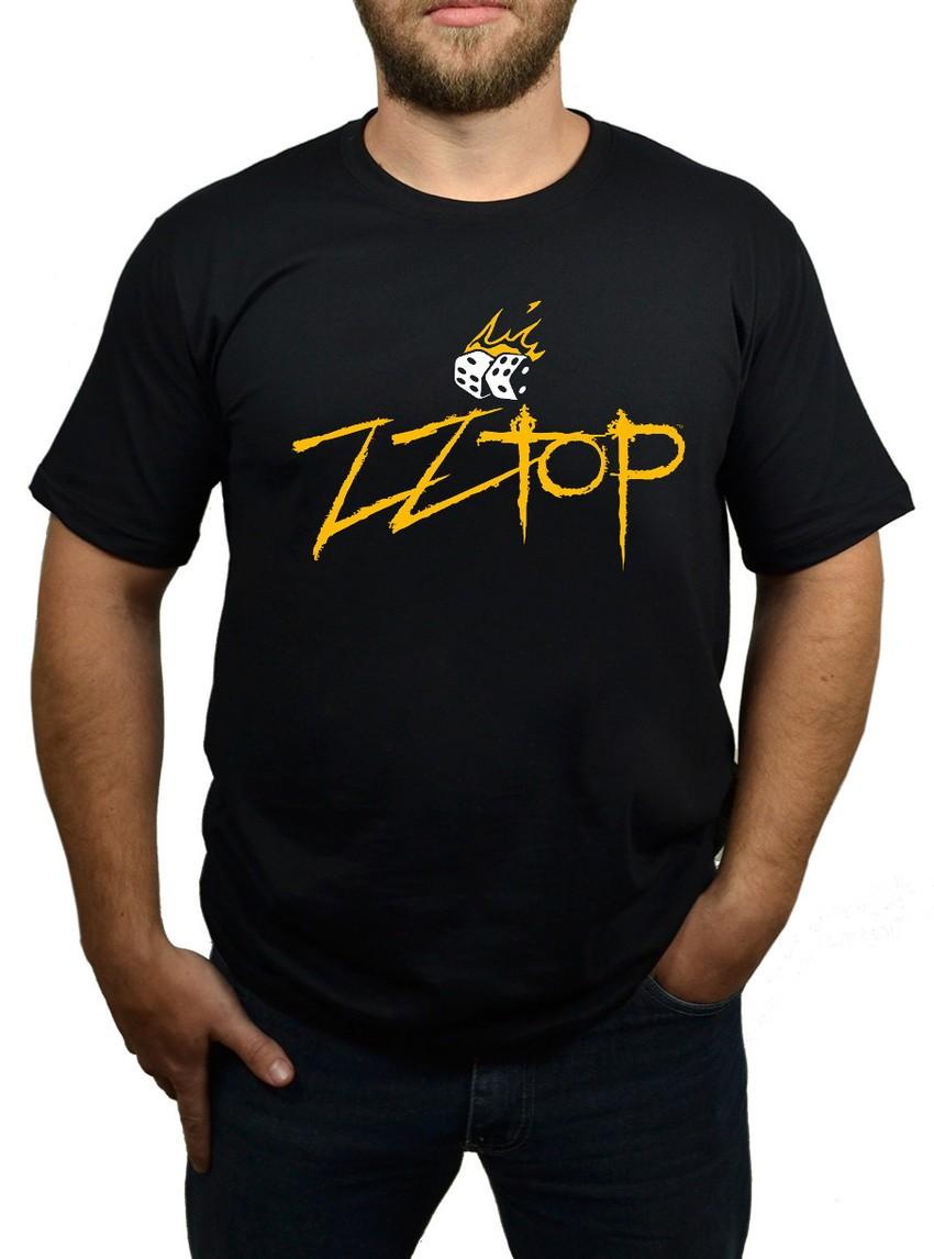 Camiseta ZZ Top  - HShop
