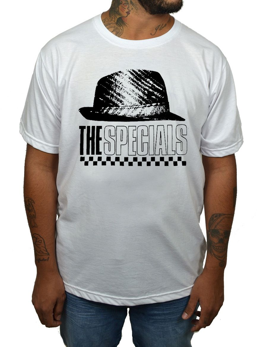 Camiseta The Specials - Hat  - HShop