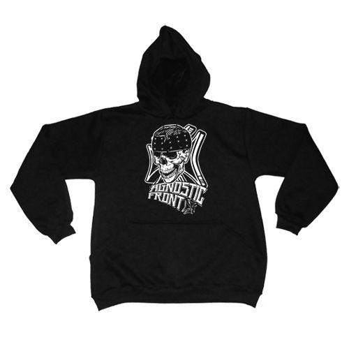 Moletom Agnostic Front Skull  - HShop