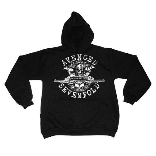 Moletom Avenged Sevenfold Gun  - HShop