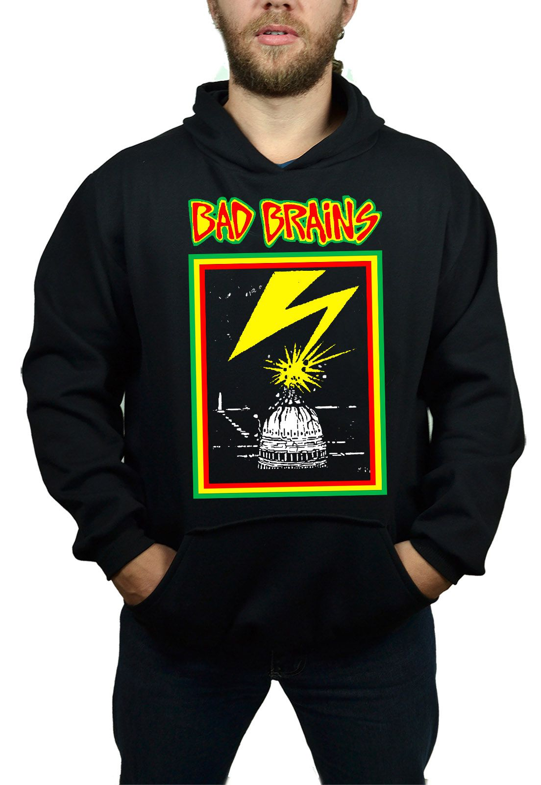 Moletom Bad Brains  - HShop