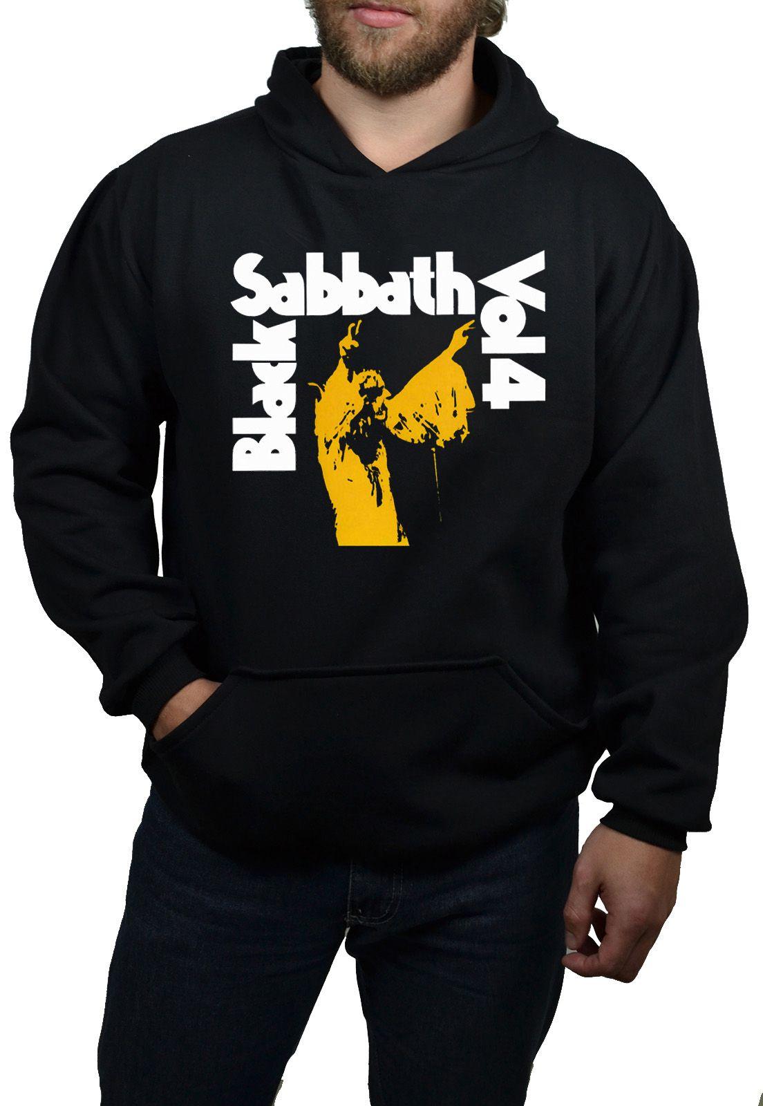 Moletom Black Sabbath - Vol.4  - HShop