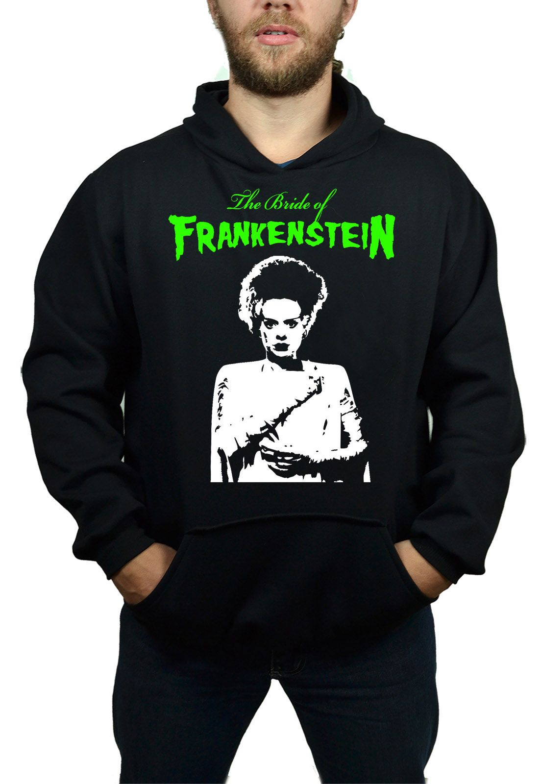 Moletom Bride of Frankenstein - 015  - HShop