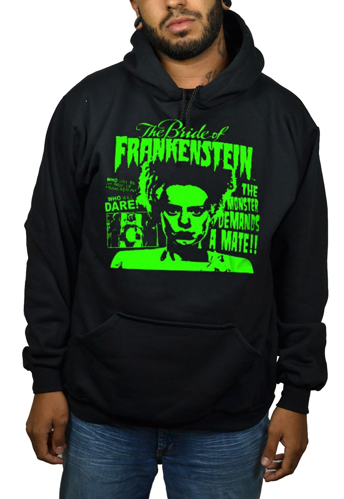 Moletom Bride of Frankenstein - 342  - HShop