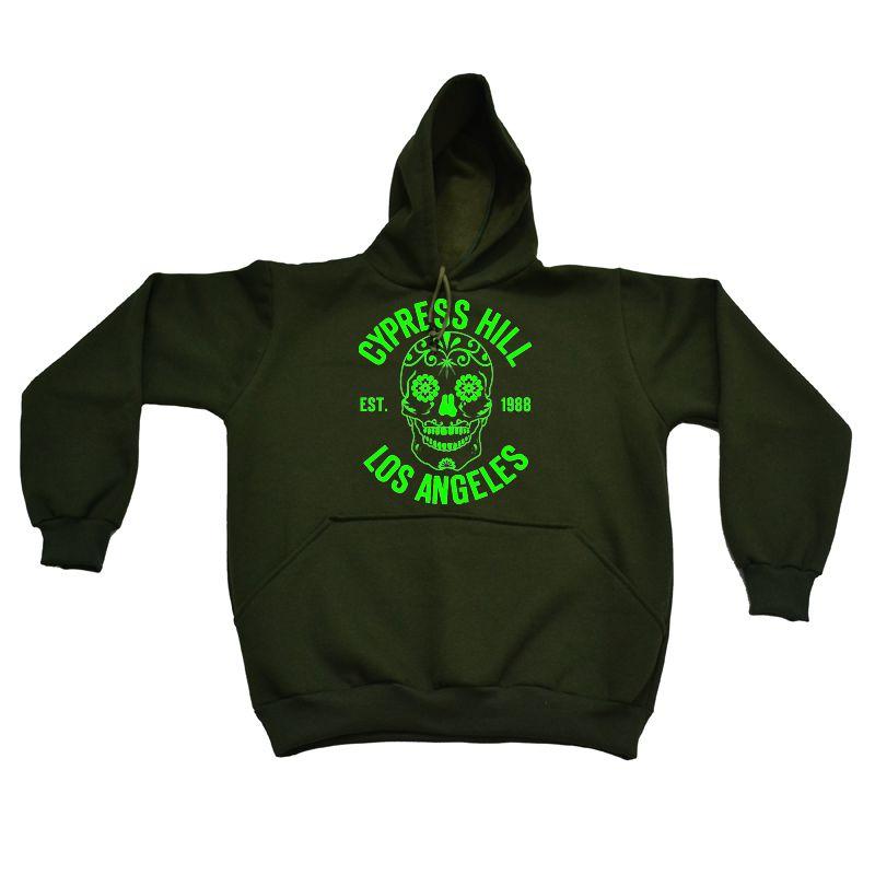 Moletom Cypress Hill Caveira  - HShop