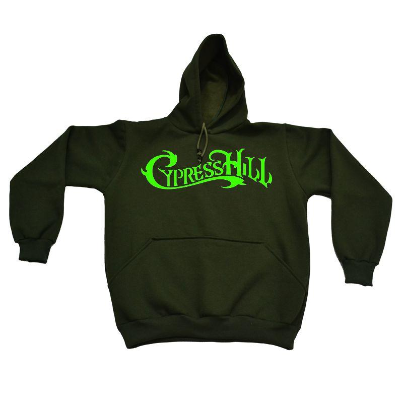 Moletom Cypress Hill Logo  - HShop