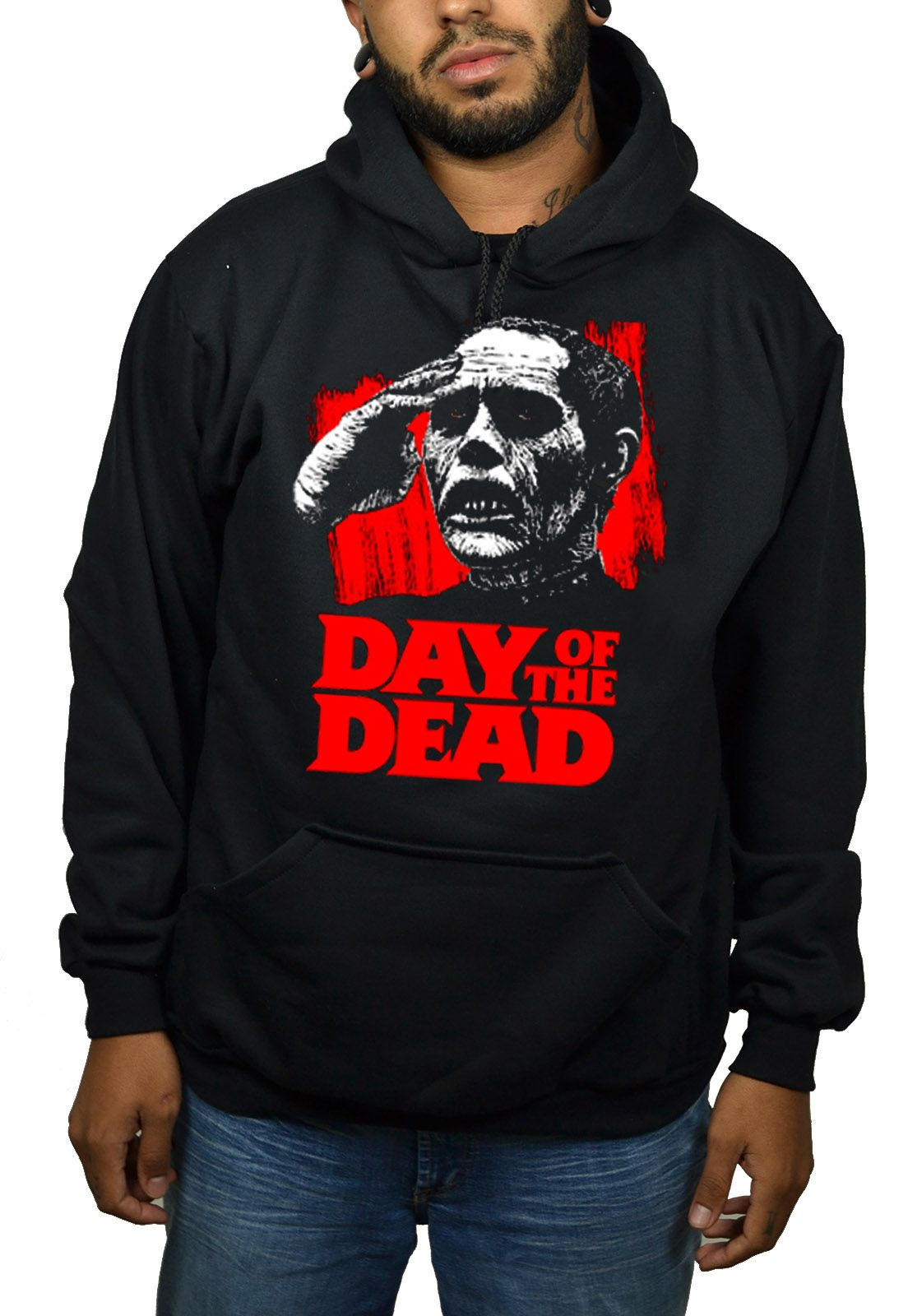 Moletom Day of The Dead - Preto  - HShop