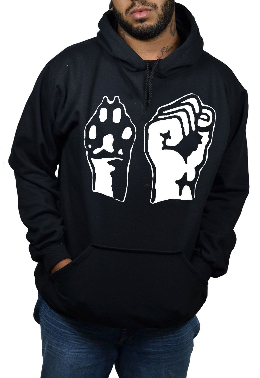 Moletom HShop Animal Liberation  - HShop