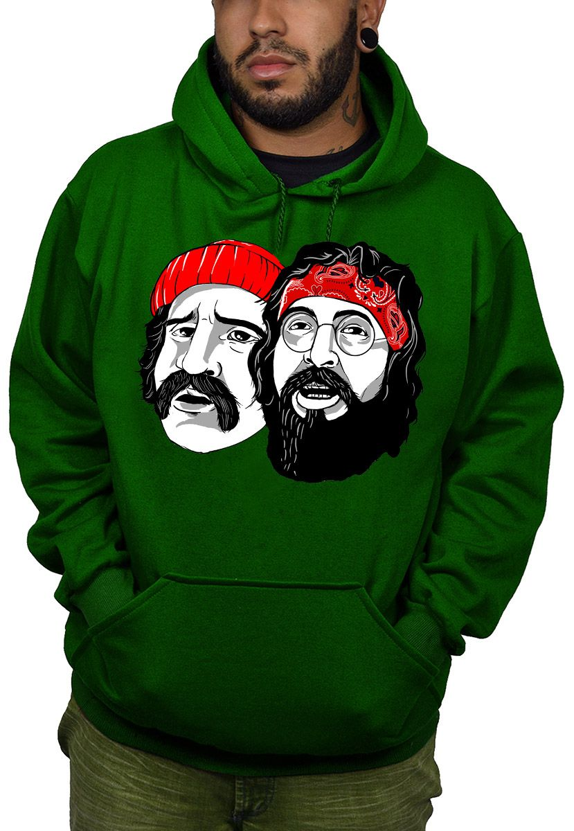 Moletom HShop Cheech & Chong - 420  - HShop