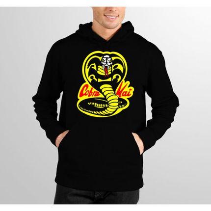 Moletom HShop Cobra Kai  - HShop