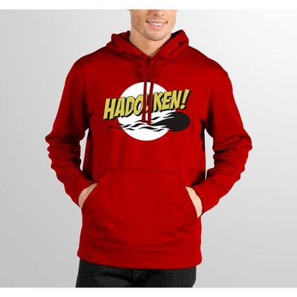 Moletom HShop Hadouken  - HShop