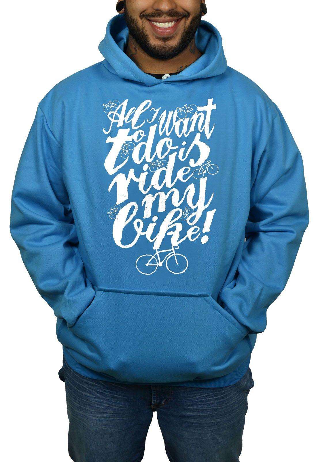 Moletom HShop Ride My Bike  - HShop