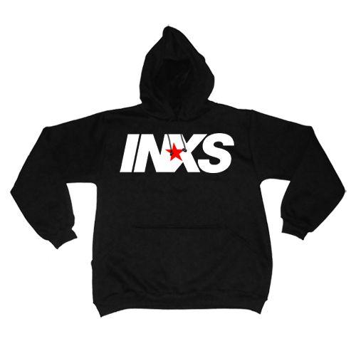 Moletom INXS  - HShop