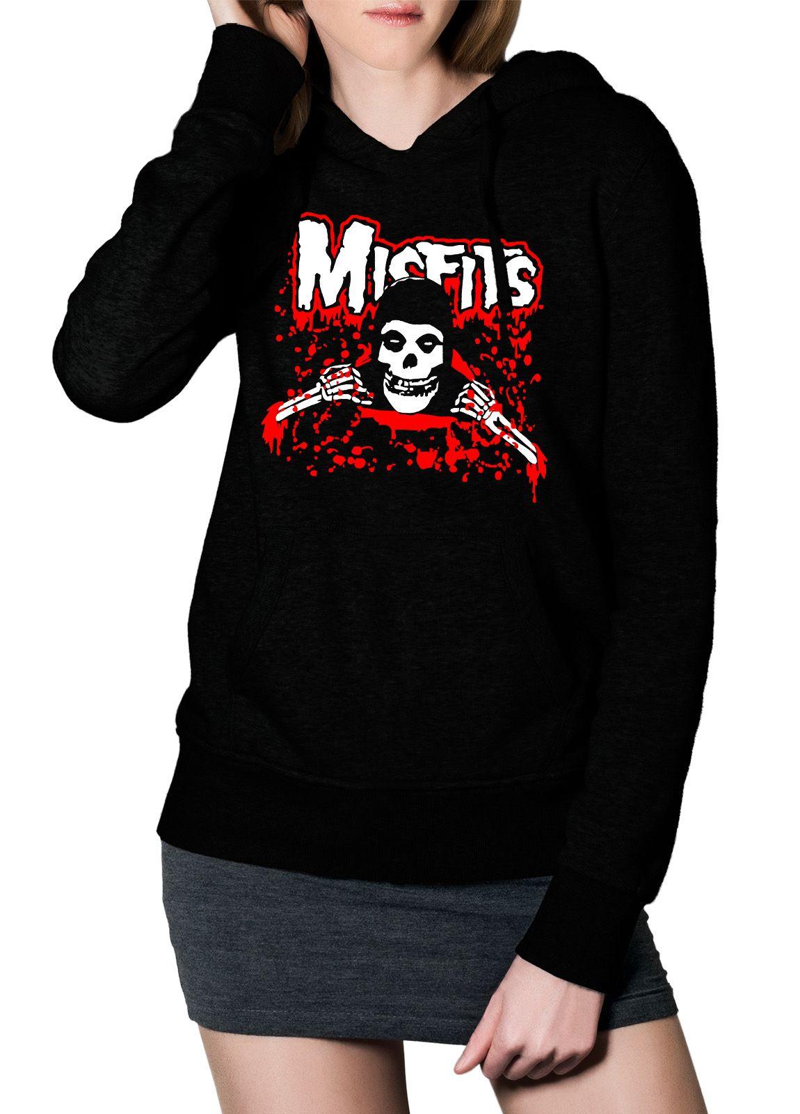 Moletom Misfits Blood - 007  - HShop