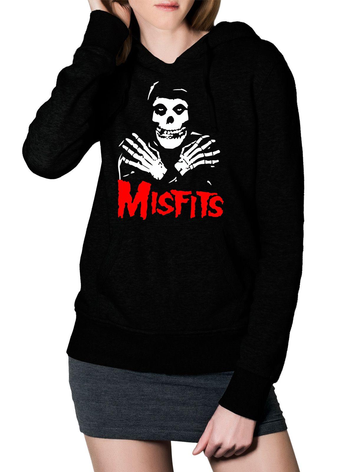 Moletom Misfits Dead - 014  - HShop