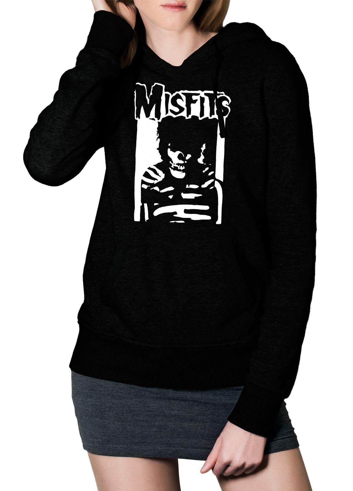 Moletom Misfits Glen - 017  - HShop