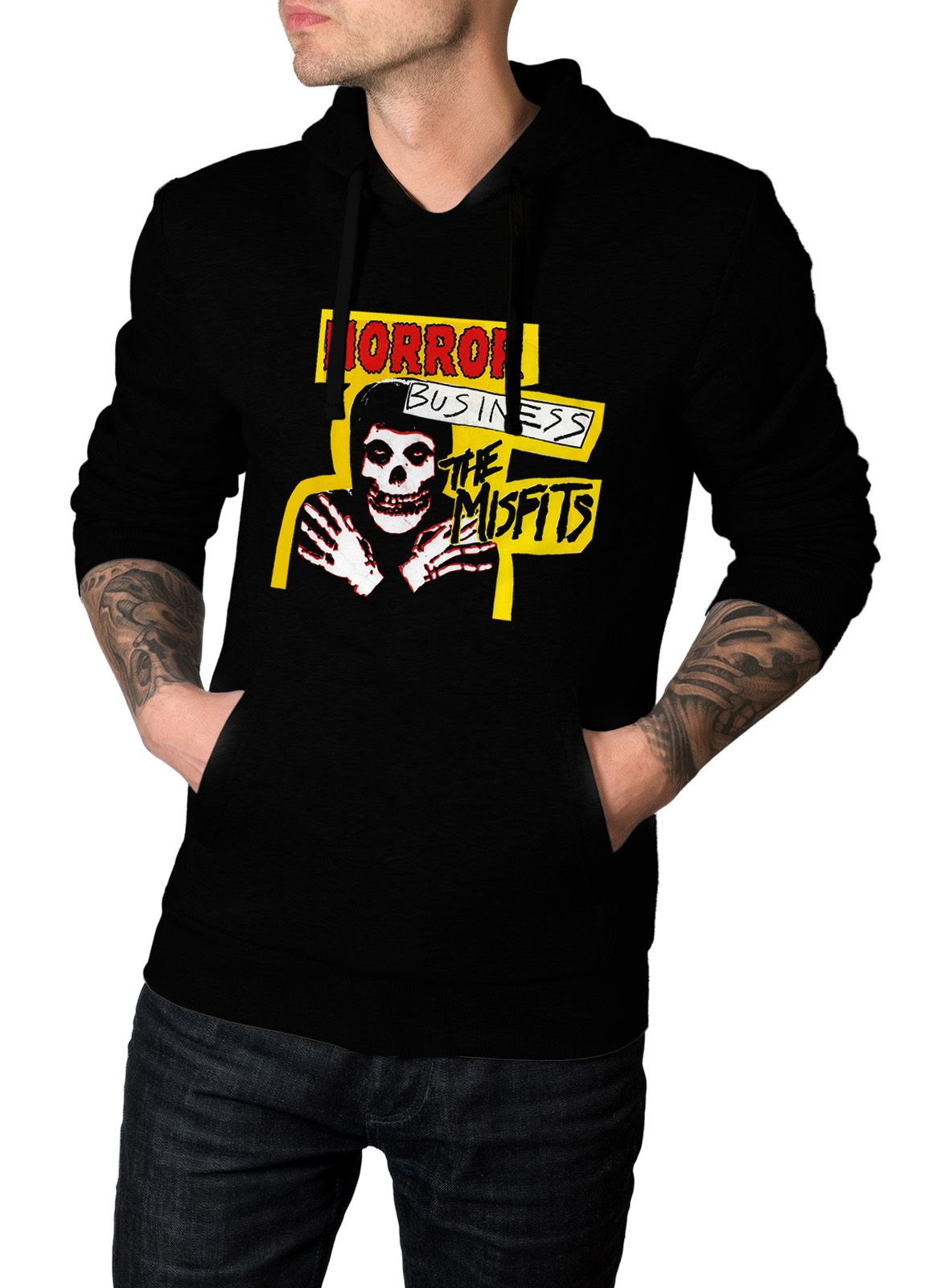 Moletom Misfits Horror Business - 004  - HShop