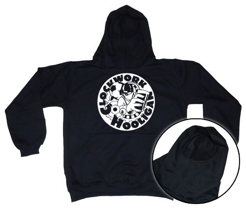 Moletom Ninja Clockwork Hooligan - 008  - HShop