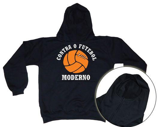 Moletom Ninja Contra o Futebol Moderno - 001  - HShop