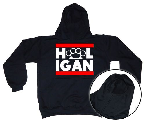 Moletom Ninja Hooligan Soco Ingles - 006  - HShop