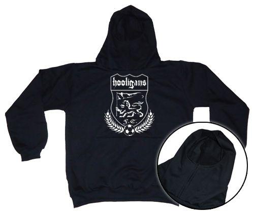 Moletom Ninja Hooligans Brasao - 005  - HShop