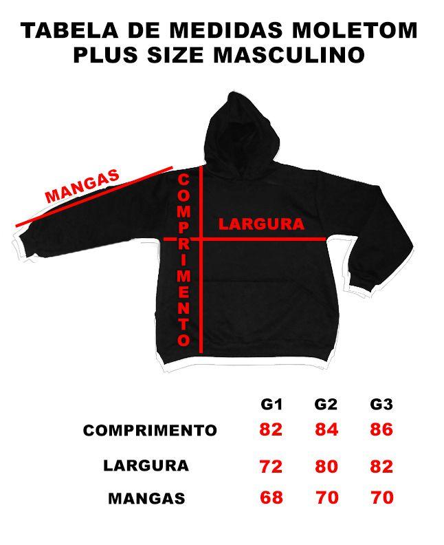 Moletom Plus Size It A Coisa - Pennywise Tamanho Grande  - HShop