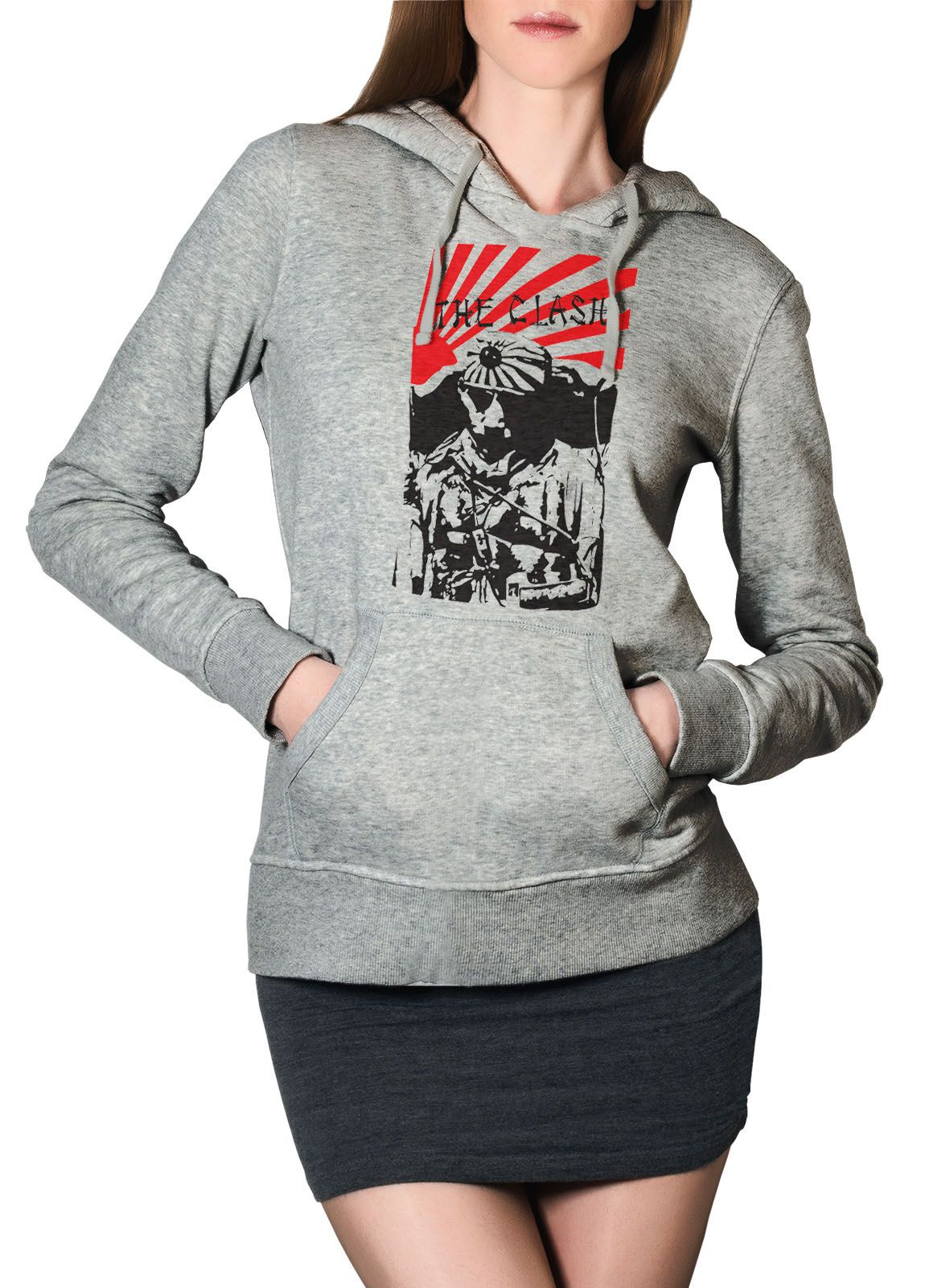 Moletom The Clash Japan - 021 - HShop