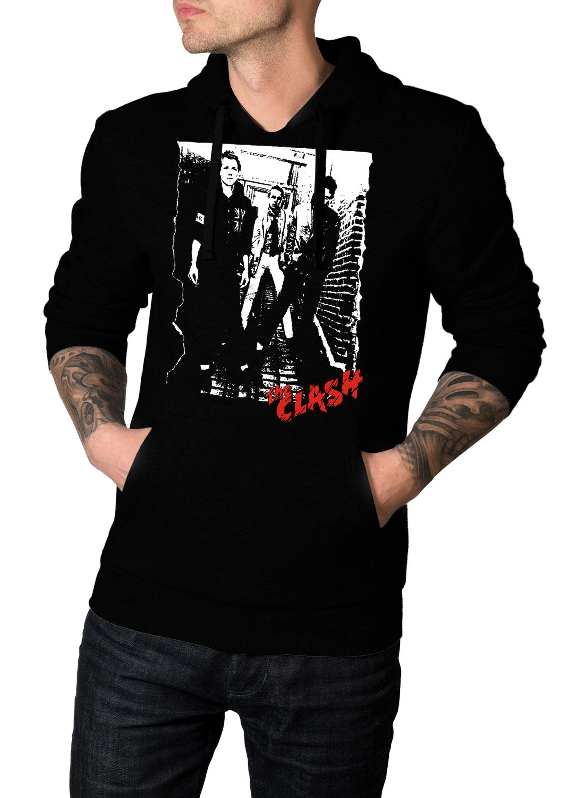 Moletom The Clash London - 260  - HShop