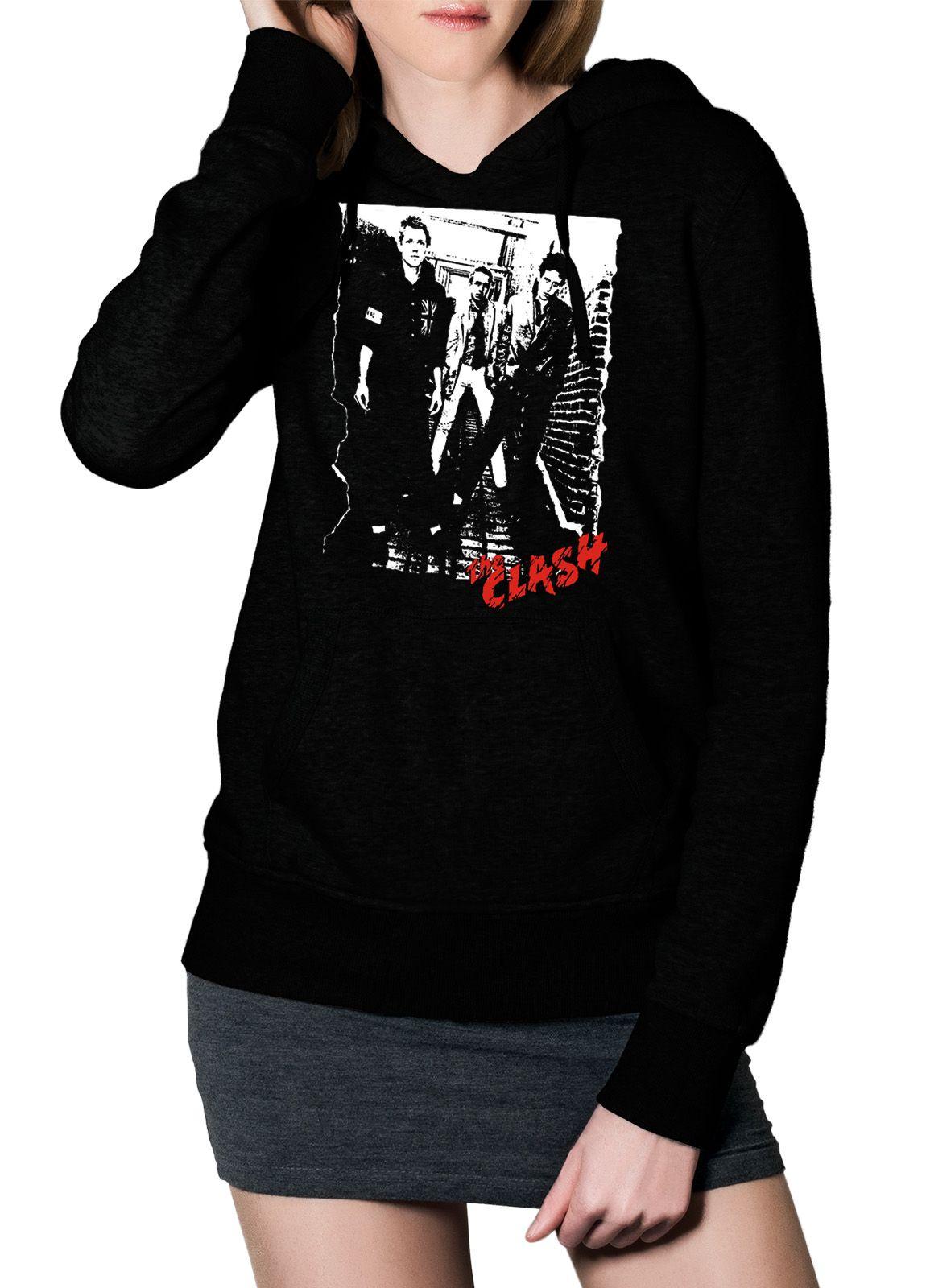 Moletom The Clash London - 260  - HShop