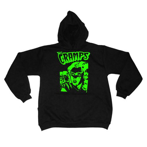 Moletom The Cramps Retro  - HShop