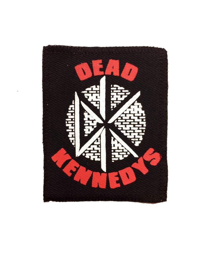 Patch Dead Kennedys - 002  - HShop