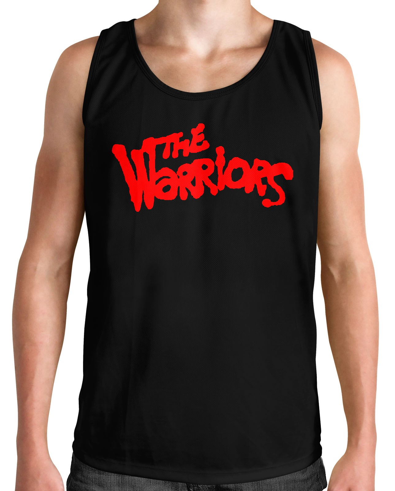 Regata HShop The Warriors Preto  - HShop