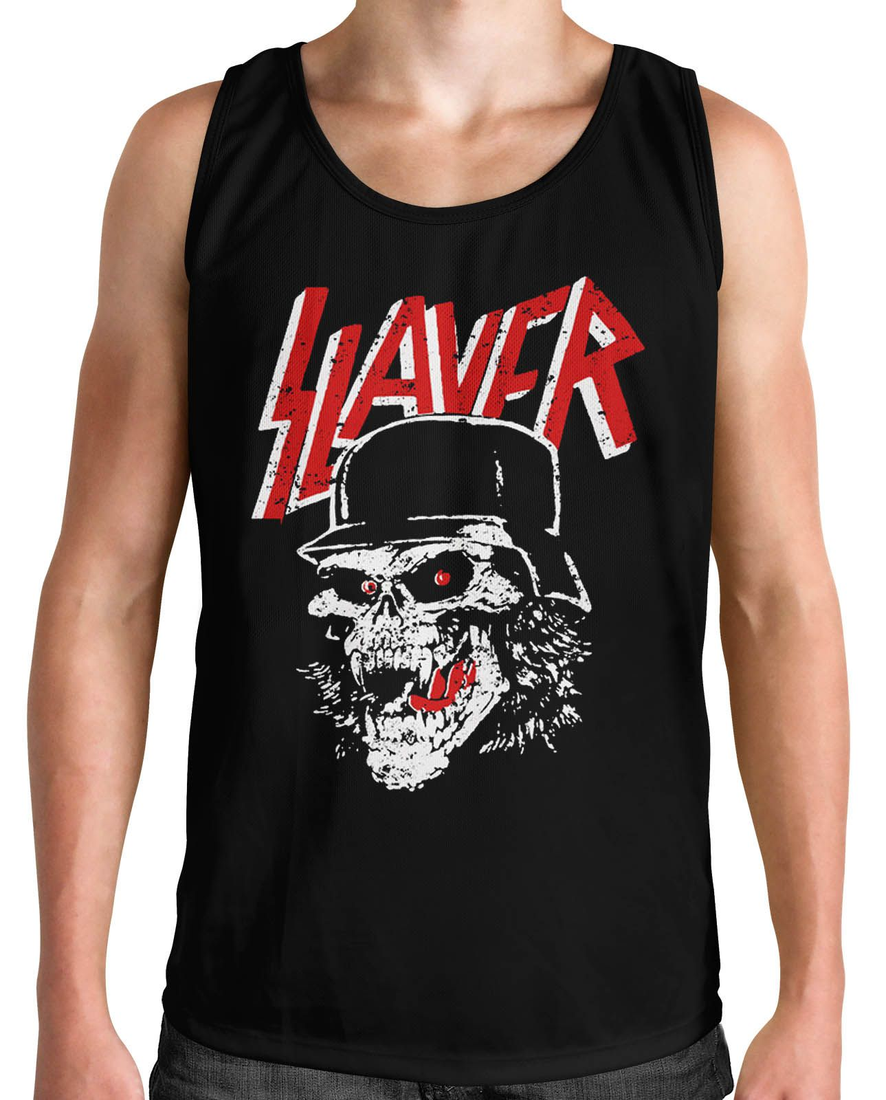 Regata Slayer - Preto  - HShop